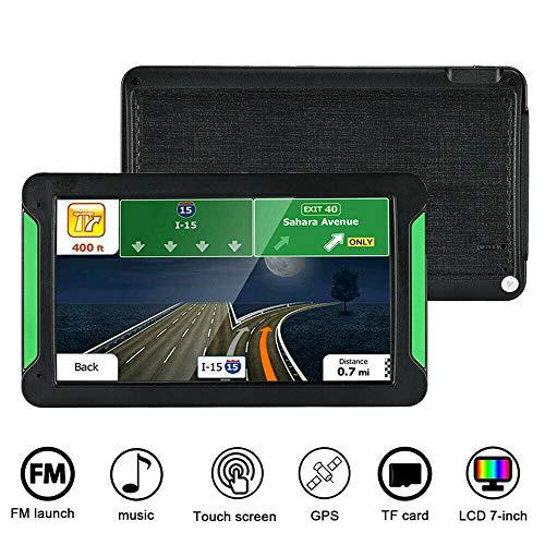 7 inch gps-navigator, draagbare navigator 8Gb-256Mb gps navi-navigatieapparaat Kaarten Truck Car Auto Touch Screen