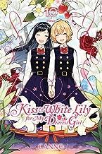 white lily comic