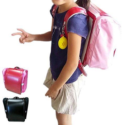 サンドセル 両手が使えて通学を安全に!ランドセル用 収納便利バッグ (スカイブルー)