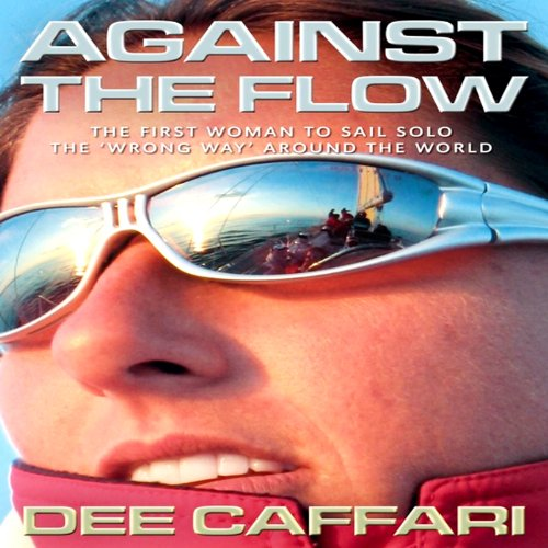 Against the Flow audiobook cover art