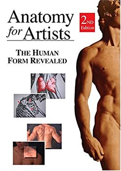 DVD Anatomy For Artists: The Human Form Revealed Book
