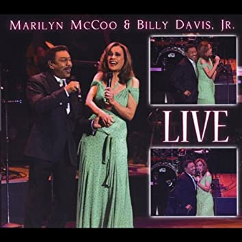 Marilyn McCoo & Billy Davis, Jr. (Live)