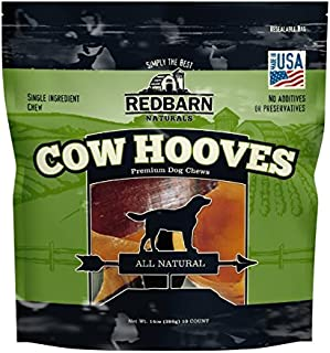 Red Barn Hooves 10pack Natural