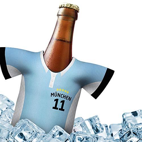 Herren Trikot 2019/20 kühler Home für 1860 Fans | FUßBALL-Gott | 1x Trikot | Fußball Fanartikel Jersey Bierkühler by Ligakakao