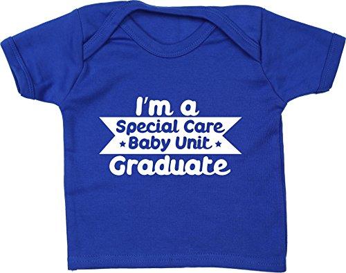 Hippowarehouse I'm a Special Care Baby Unit Graduate Camiseta Unisex bebé Manga Corta
