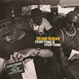 Everything Is Everything [EDITED VERSION] by Brand Nubian (2012) Audio CD
