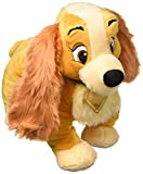 Disney Peluche de Lady - Lady y The Tramp - Medio - 14 Pulgadas