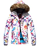 APTRO Women's Waterproof Ski Jacket Insulated Windproof Snow Coat 1802 S