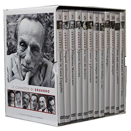 Le commedie di Eduardo - Opera completa 12 DVD - Editoriale di Repubblica-L'espresso