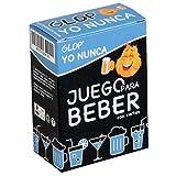 Glop Yo Nunca - Juego para Beber - Juego para Fiestas - Juegos de Mesa...