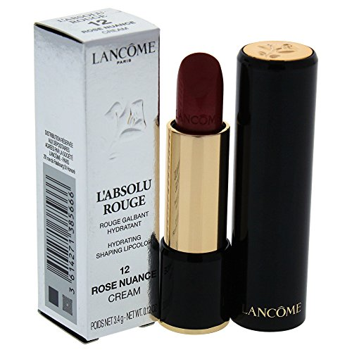 Lancome L'Absolu Rouge Cream 12 Rose Nuance