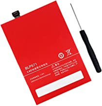 Civhomy Replacement Internal Battery for ONEPLUS ONE 1+ A0001 BLP571 3.8V/3100mAh with Free Installation Tools