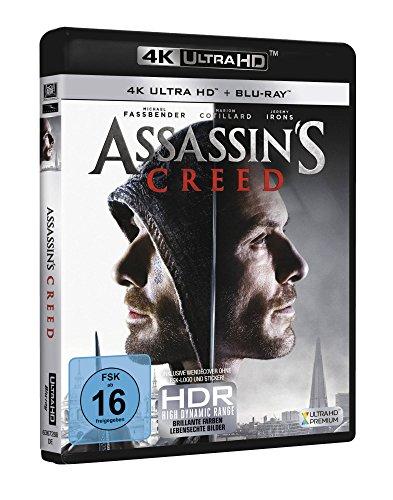 Assassins Creed (4K Ultra-HD) (+ Blu-ray)