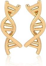New fashion revolving DNA Stud Earrings