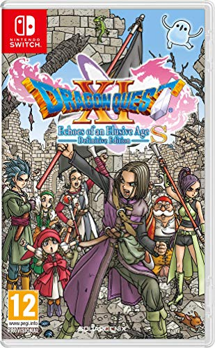 Nintendo Dragon Quest XI S Echoes Definitive Edition (NS)