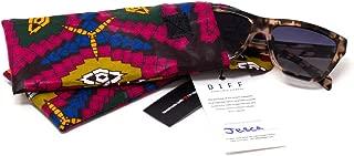 Charitable Eyewear - Hand Stitched African Kitenge Sunglasses Pouch - Soft Eyewear Case [Handmade in Uganda]