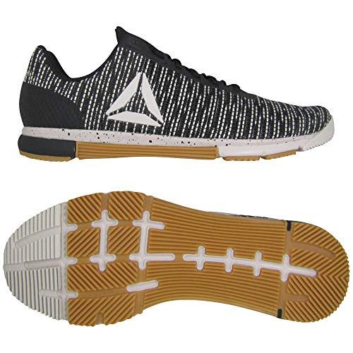 Reebok Speed TR FLEXWEAVE, Zapatillas de Deporte para Hombre, Multicolor (Sandstone/Black/Gum 000), 44.5 EU