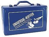 Kayser 4000871282 - Placa de acero / 125mm caso Sander 390X240X140Mm Azul FD115