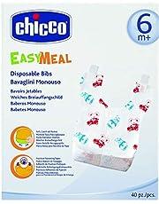 اغطية طعام للاطفال من شيكو قابلة للتغير , 40 قطعة , CH67440