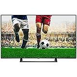 Hisense Uhd TV 2020 55A7300F - Smart TV Resolución 4K, Precision Colour, Escalado Uhd con Ia, Ultra Dimming, Audio Dts Virtual-X, Vidaa U 4.0, Compatible Alexa, Negro, 55