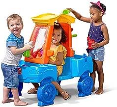 Step2 Car Wash Splash Center | Kids Outdoor Water Table Toy