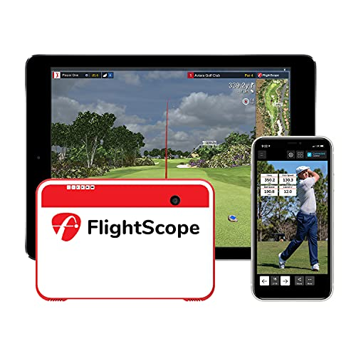 FlightScope Mevo + Tragbarer Monitor