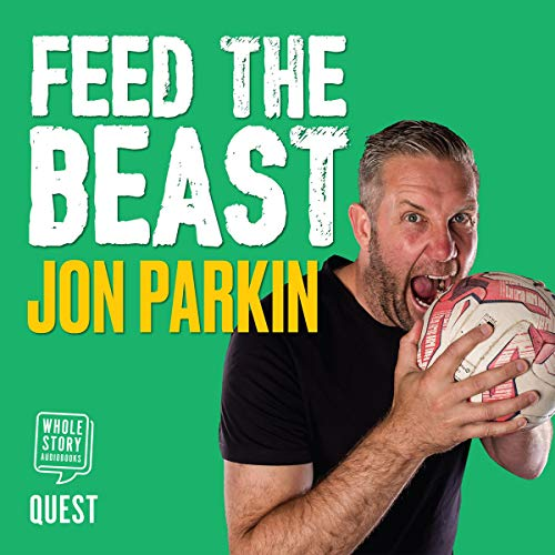 Feed the Beast audiobook cover art