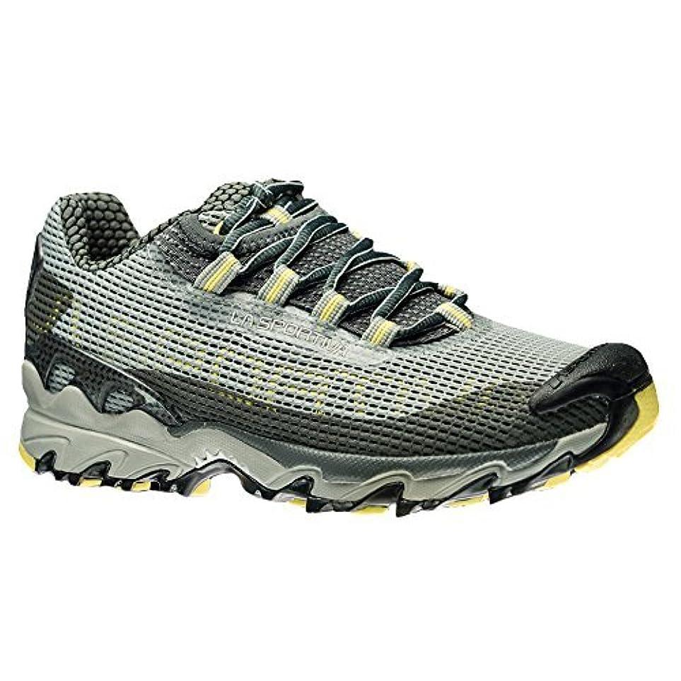 消費予測子怠惰La Sportiva Women's Wildcat Trail Running Shoe Grey/Butter 36.5 M EU [並行輸入品]