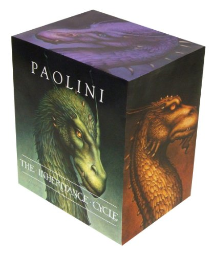 Inheritance Cycle 4 Book Boxed Set (The Inheritance Cycle)