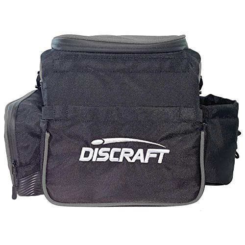 Discraft Tournament Shoulder Disc Golf Bag - Heather Gray
