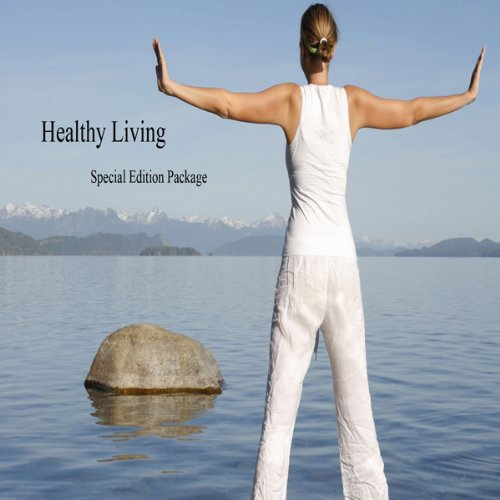 Healthy Living Hypnosis Special Edition Audio Package cover art