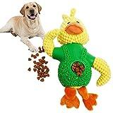 Hundespielzeug Intelligenz, Intelligenzspielzeug für Hunde Hundespielzeug Fördert Natürliche Nahrungssuche,Hund Riechen Trainieren, Sicher & Ungiftig Quietschende Spielzeug