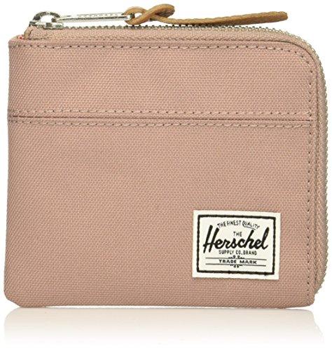 Herschel Unisex-Erwachsene Johnny RFID Wallet Geldbörse, Esche Rose, Einheitsgröße