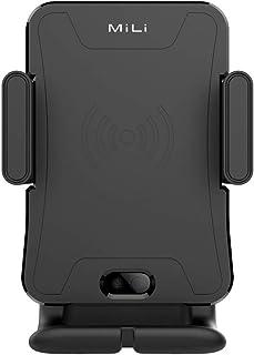 MiLi Wireless Car Bracket (10W)-Black