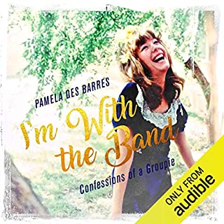 I'm with the Band audiobook cover art