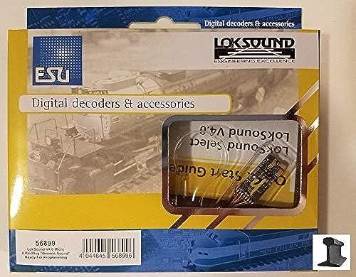 ESU 56899 LokSound Micro V4.0 DCC NEM 652