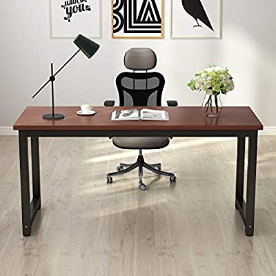 Tribesigns Modern Simple Style Computer Desk PC Laptop Study Table Workstation for Home Office