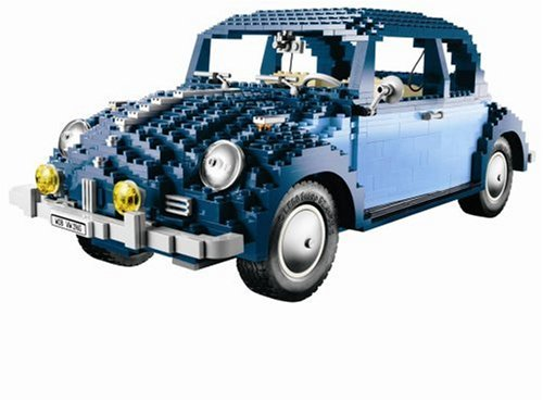 LEGO 10187 - Volkswagen Käfer-Oldtimer VW Beetle