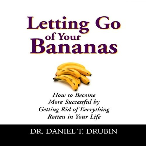 Letting Go of Your Bananas audiobook cover art