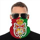 Xunulyn Cuello de Microfibra Cubierta Protectora de Moda Bandera Antipolvo Ciudad de Granada en andalucía españa Cubierta a Prueba de Sol