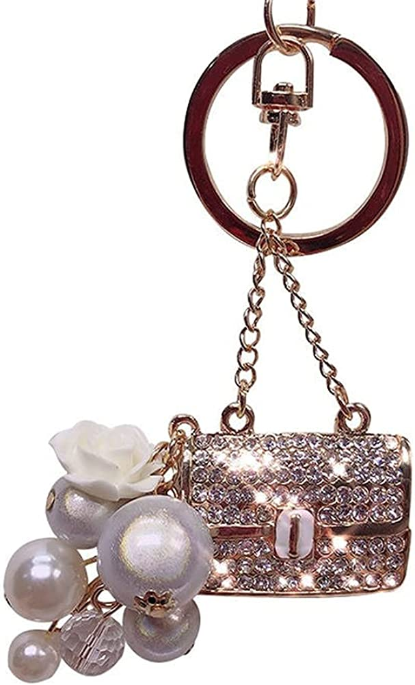 Creative San Diego Mall keychains High quality female car bags p accessories