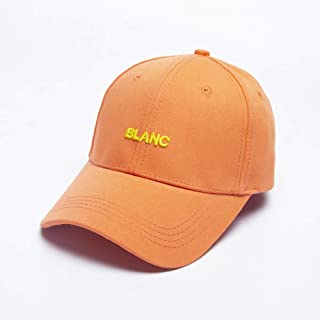 TIMWIL Fashion Embroidery Baseball Cap Unisex Peaked Caps Summer Outdoor Sports Sun Caps Adjustable Fit for Women Men