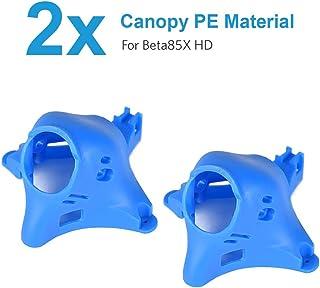 BETAFPV 2pcs Beta85X HD FPV Canopy PE Blue for Caddx Turtle V2 Camera