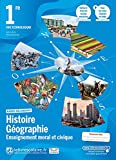 Histoire-Géographie Enseignement moral et civique 1re voie technologique: Manuel de l'élève