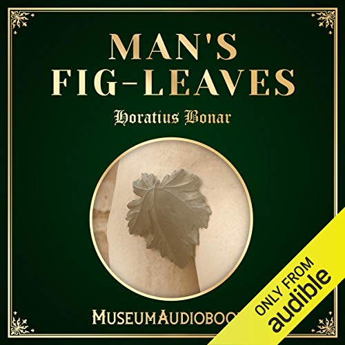 Man's Fig-leaves audiobook cover art