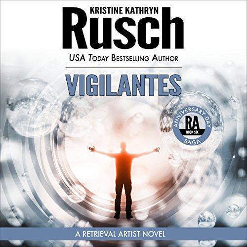 Vigilantes audiobook cover art