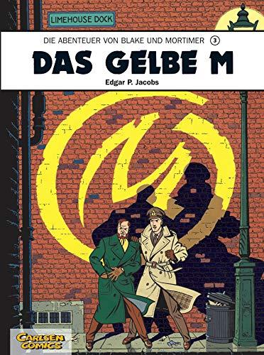 Die Abenteuer von Blake und Mortimer, Bd.3, Das gelbe M
