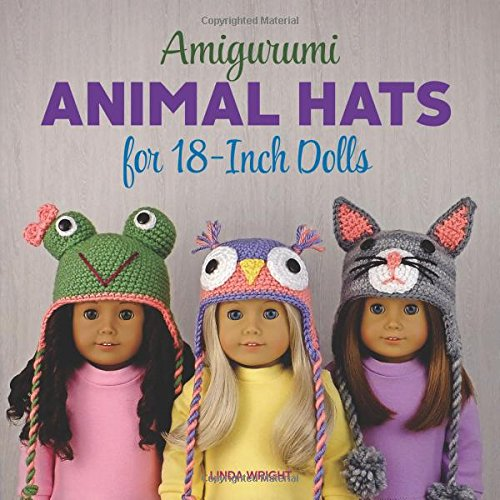My Favorite Beanie: 18 Inch Doll Hat - Free Crochet Pattern - The ... | 500x500