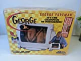 George Foreman Lean Mean Fat Roasting Machine/Indoor Grill - Champion of Rotisseries GR82