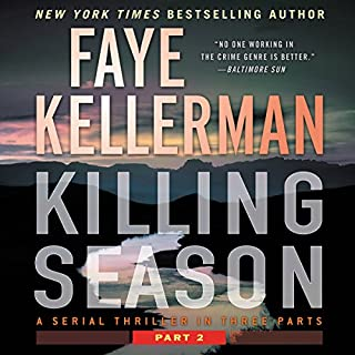 Killing Season: Part 2 cover art